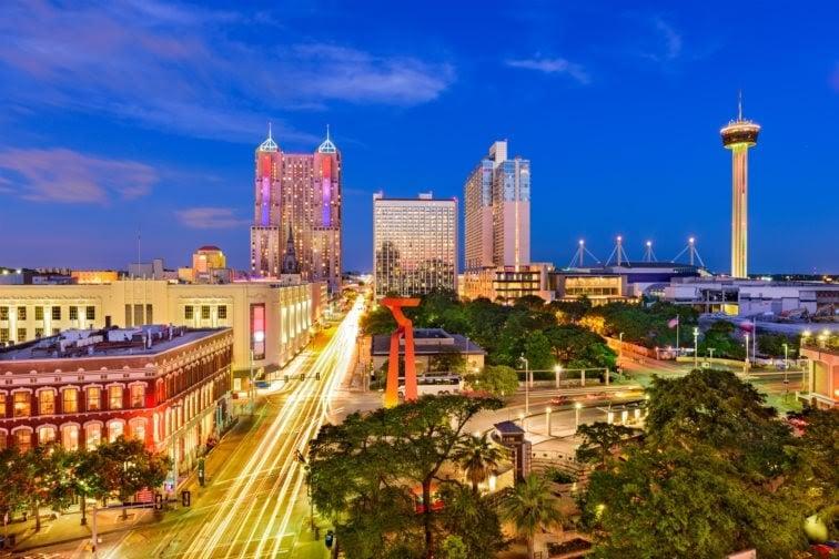 Texas San Antonio HDEAHP
