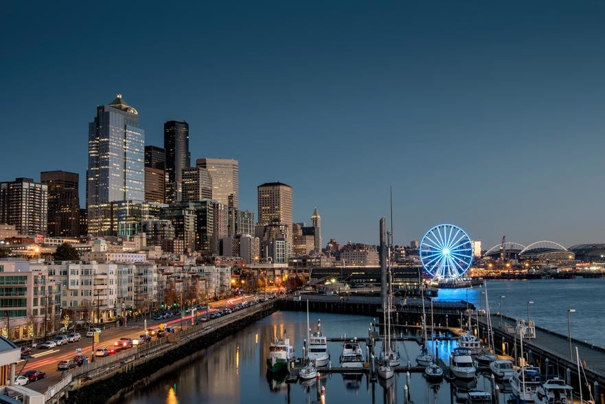 Washington Seattle EBPD1F