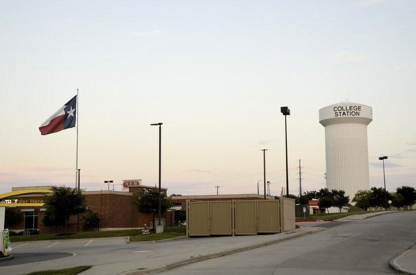 Texas College Station PD0ENR