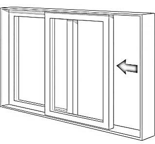 Illustration of Sliding (Gliding) Window