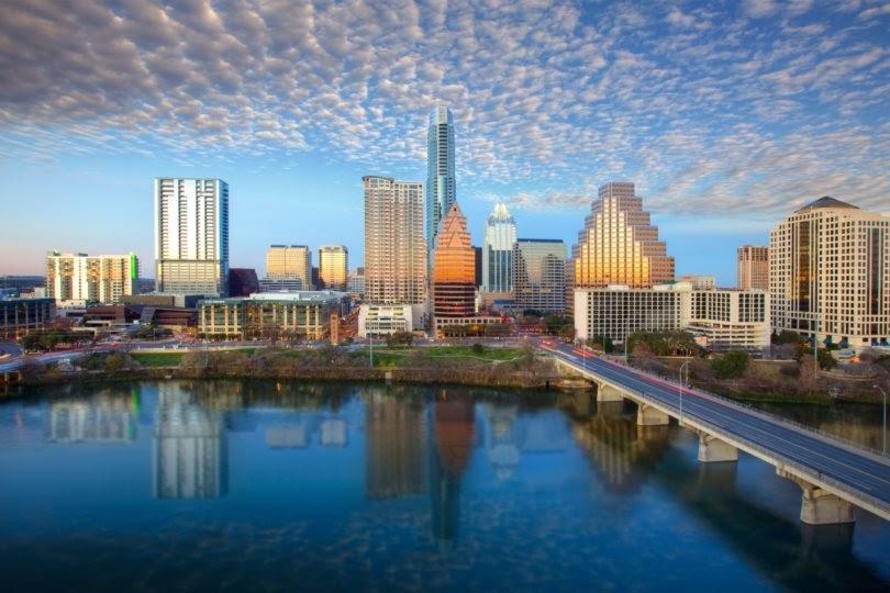 18 Texas Austin DJN886