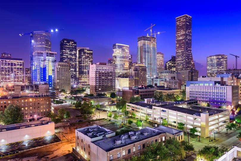 01 07 Texas Houston G2C895