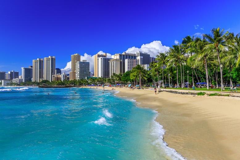 16 Hawaii Honolulu F9TFKK