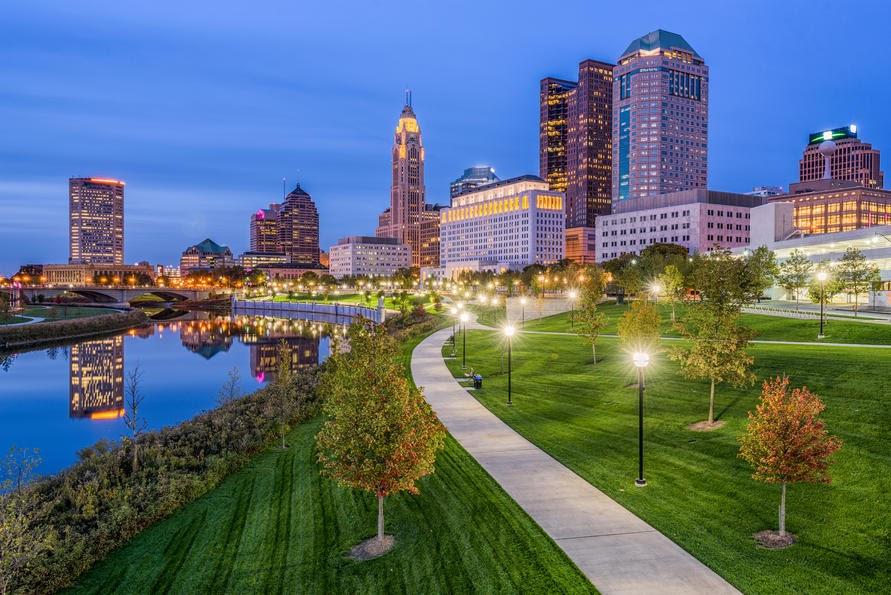 13 Ohio Columbus KH4JT5