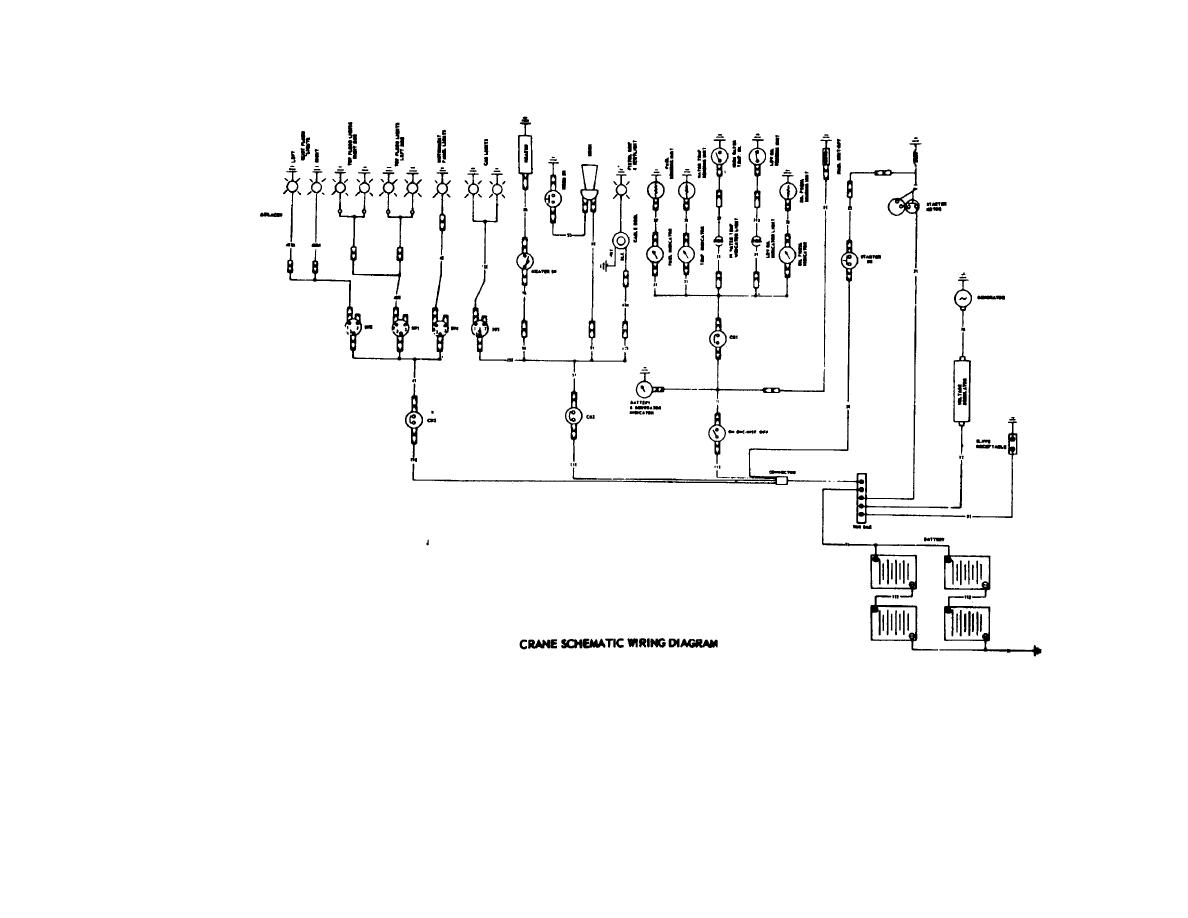 Figure 1 2 Crane Schematic Wiring Diagram