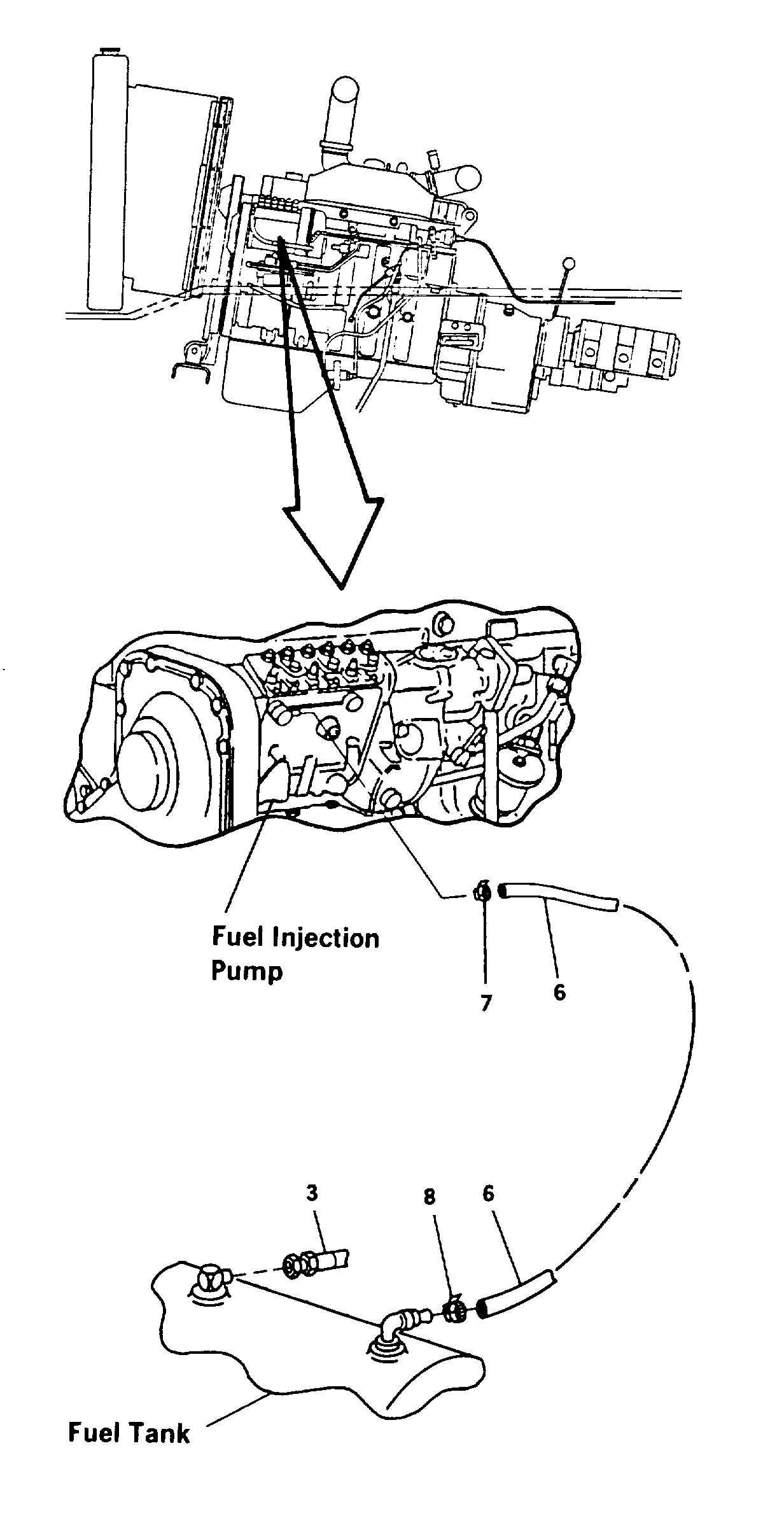 7 3 Fuel Leak