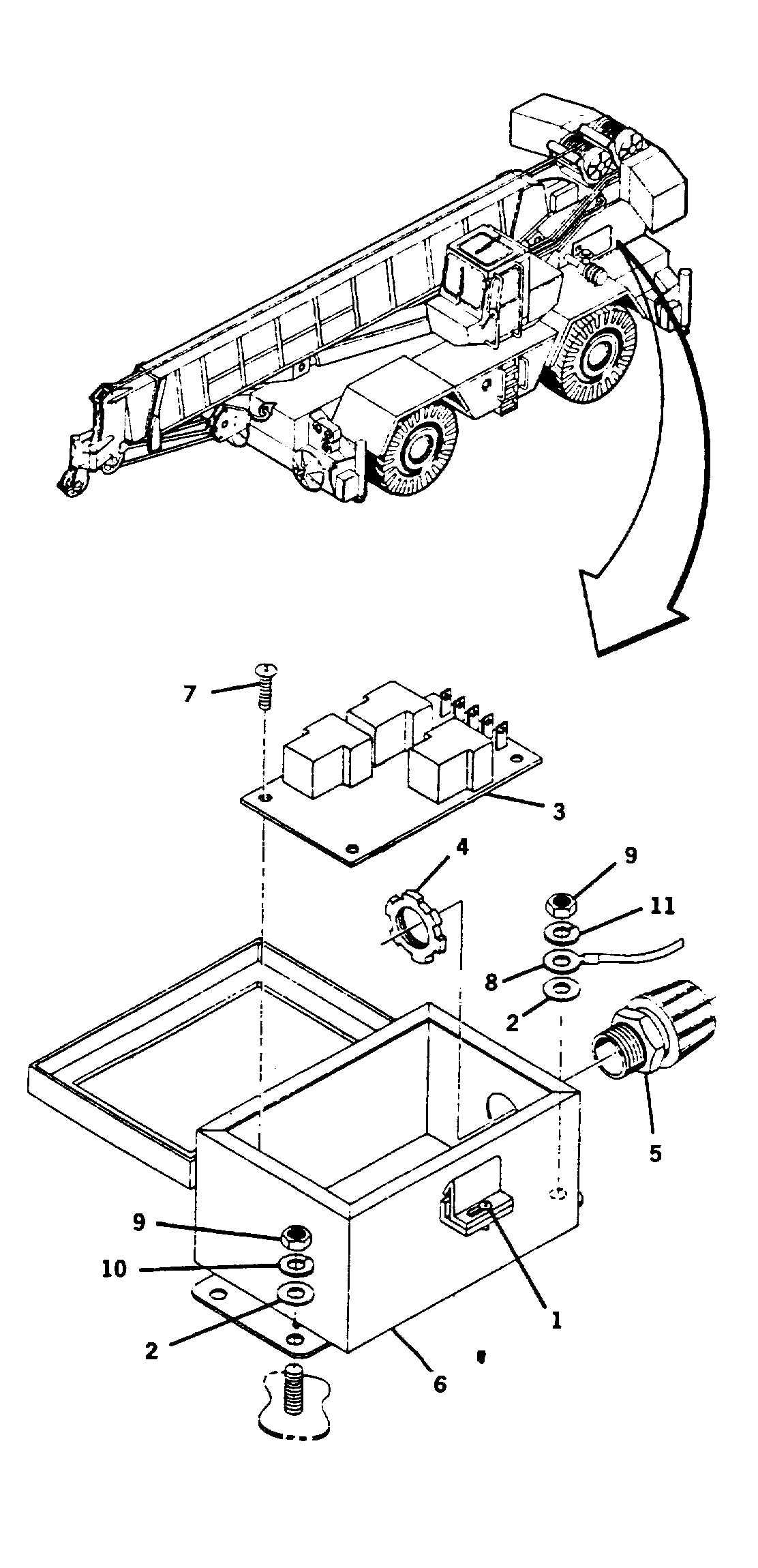 Emergency Steer Pump Box Replacement