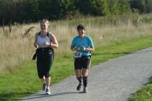 Its Valerie again! plus running partner.