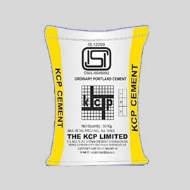 KCP Cement price