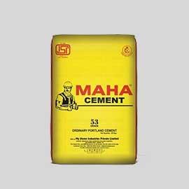 Maha Cement price