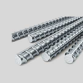 Tirupati TMT Steel Bars Fe 500 Grade