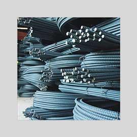 Om Sai TMT Steel Bars Fe 500 Grade