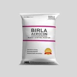 birla block jointing mortar