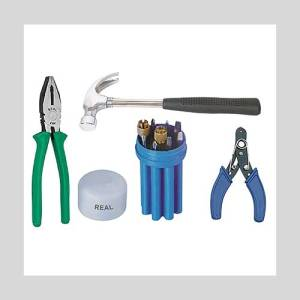 Multi Tool Kit Combination Screw Driver Set with Neon Bulb