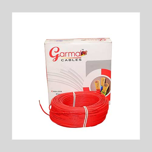 Garmal Cables Pvc With Pure Copper