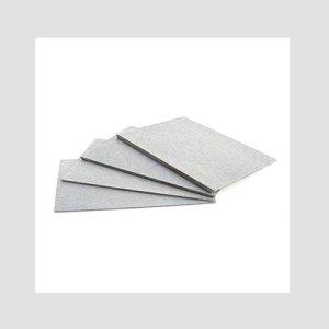 "Plain Sheet 1PC 12"" x 12"" Ceramic Board w/Feet Jewelry Making Soldering Heat-Resistant Work Surface"