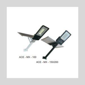 ACE MAXI | LED SOLAR OUTDOOR STREET LIGHT SERIES