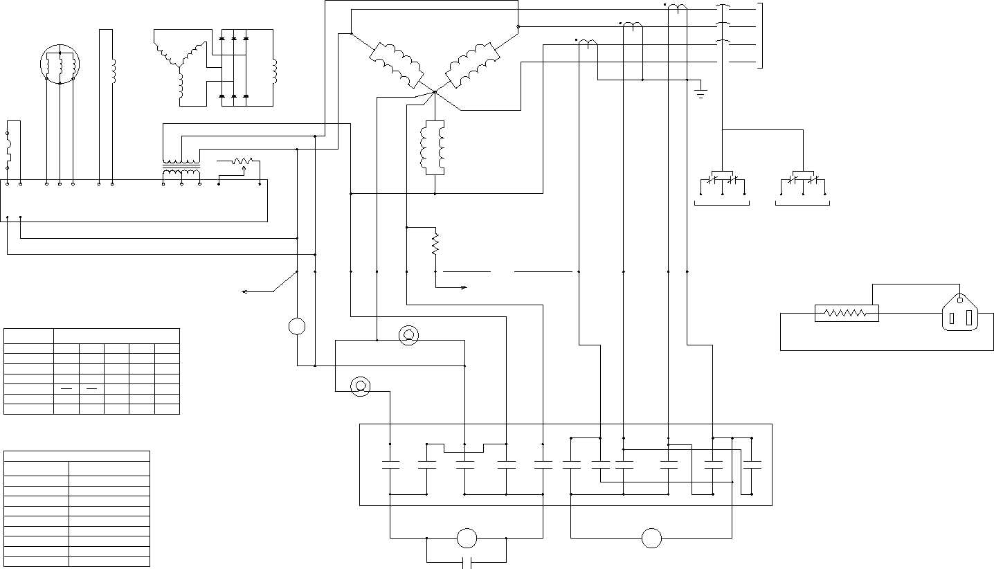 Figure Fo 1 Electrical System Schematic Foldout 4 Of 19