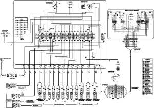 FIGURE FO1 ELECTRICAL SYSTEM SCHEMATIC FOLDOUT 10 OF 19