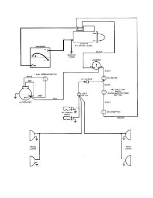 MAIN VEHICLE WIRING DIAGRAM