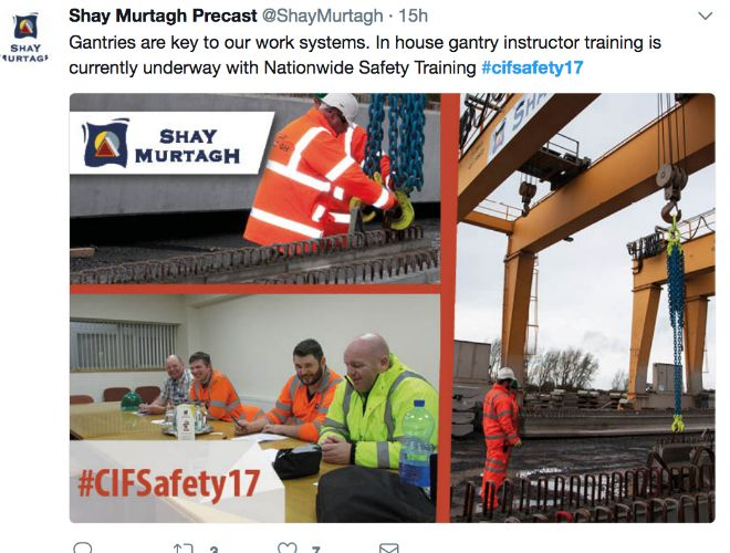 Construction Safety Week Day 2