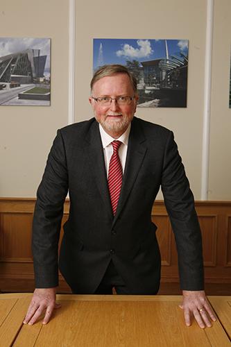 Pat Lucey, President, CIF