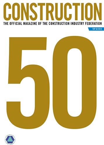 CIF Top 50 Contractors 2019
