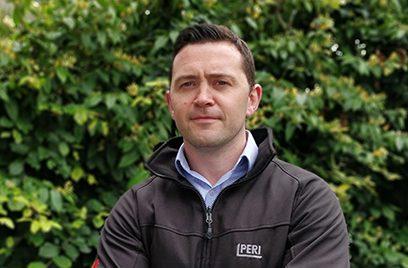 PERI Ireland Sets Out Ambitious Market Plans