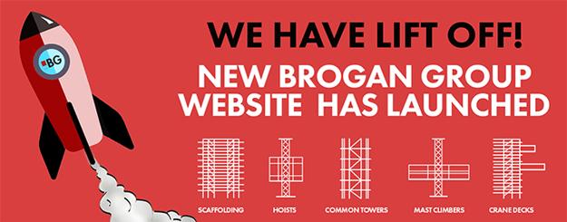 Brogan Group relaunches website