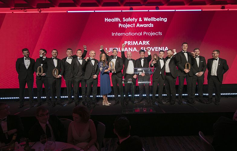 2019 Sisk Supply Chain Awards Winners Announced as Company Spend Hits €1.03bn