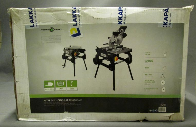 Powercraft Mitre Saw