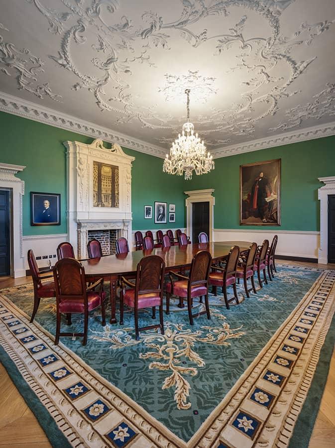 Leinster House Restoration