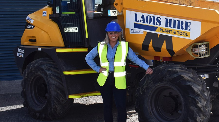 Laois Hire Introduces Extensive Covid-19 Operating Procedures
