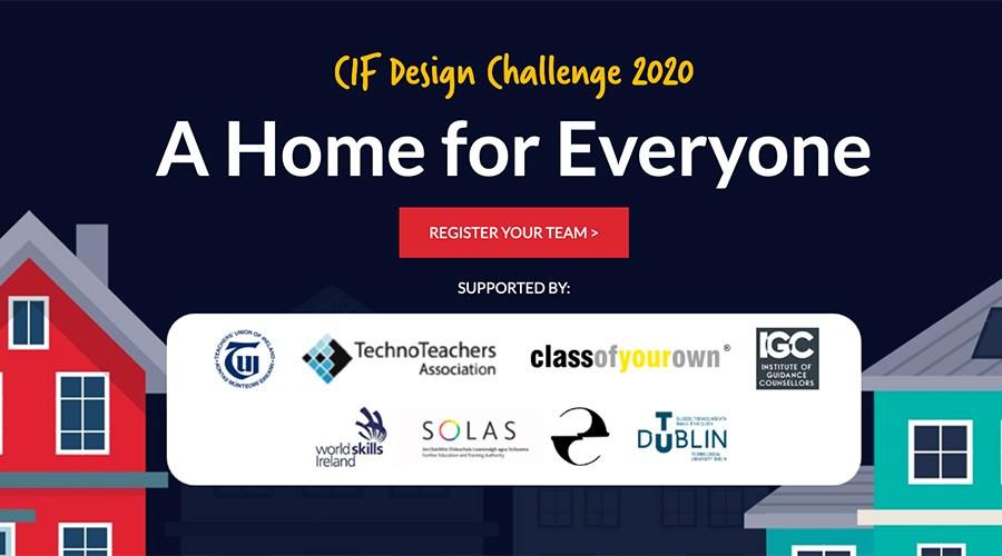 CIF's 'Home for Everyone' Schools Competition aims to nurture construction talent of tomorrow