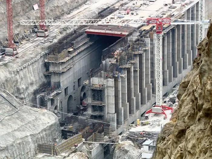 dam construction Ethiopia