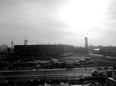 Olympic Village International Broadcast Centre, 2012