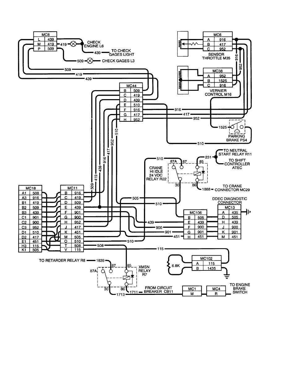 T600 Kenworth Hvac Wiring Diagrams Kenworth T600
