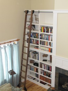 Bookcase Ladder