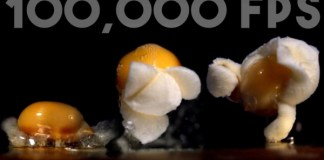 Even more popcorn popping in slow motion