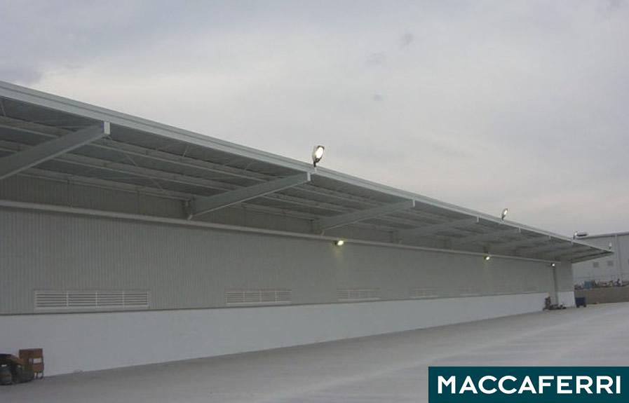 Construcciones de oficinas en Querétaro – maccaferri
