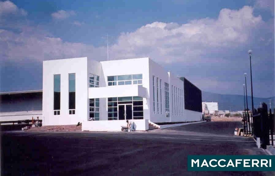 Construcciones en Querétaro – maccaferri