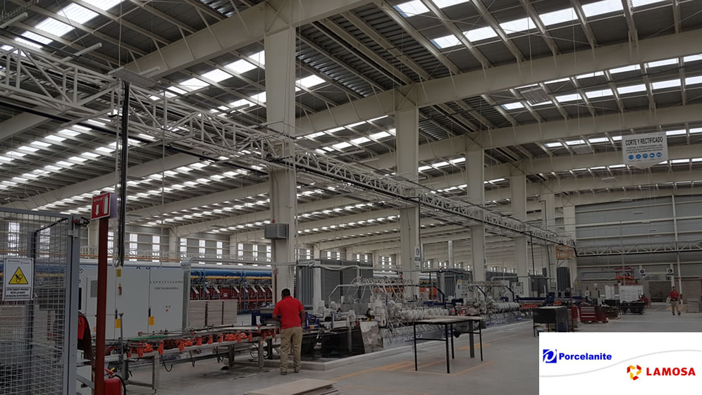 Racks y estructuras metalcias para naves industriales