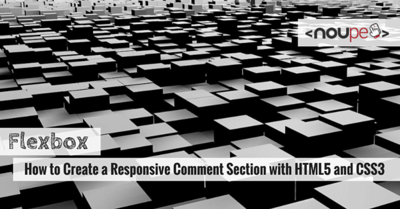 Flexbox: How to Create a Responsive Comment Section with ...
