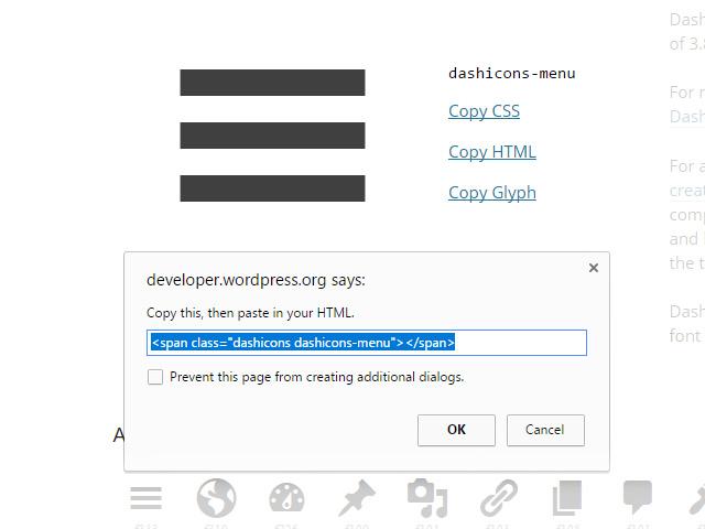 Copy Code Prompt