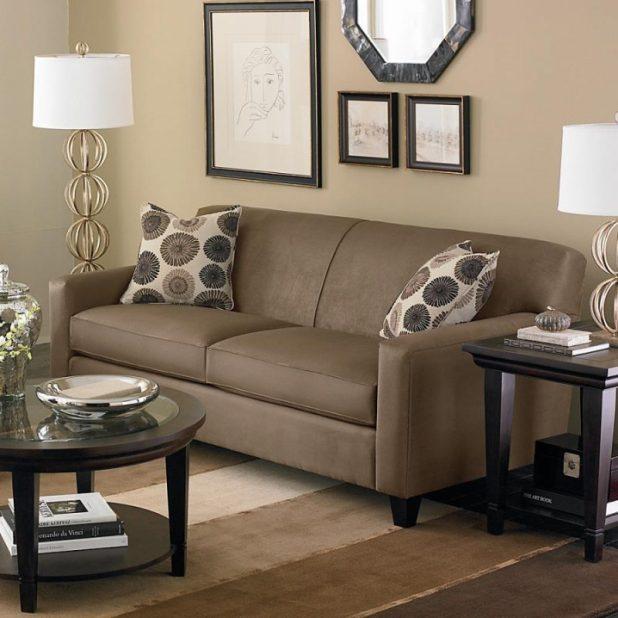 Sofas modernos para sala pequena for Sofas modernos para salas pequenas