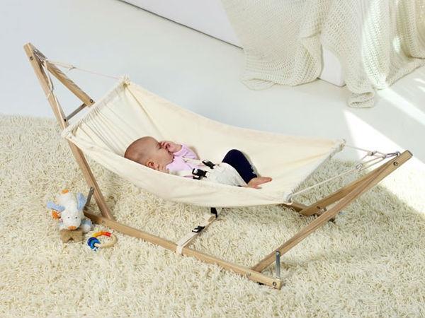 Rede Para Bebs Como Fazer De Croch Com Suporte E MAIS