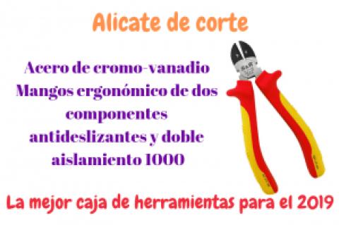 ALICATES DE CORTE
