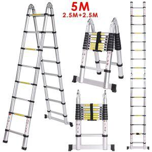 Escaleras telescópicas