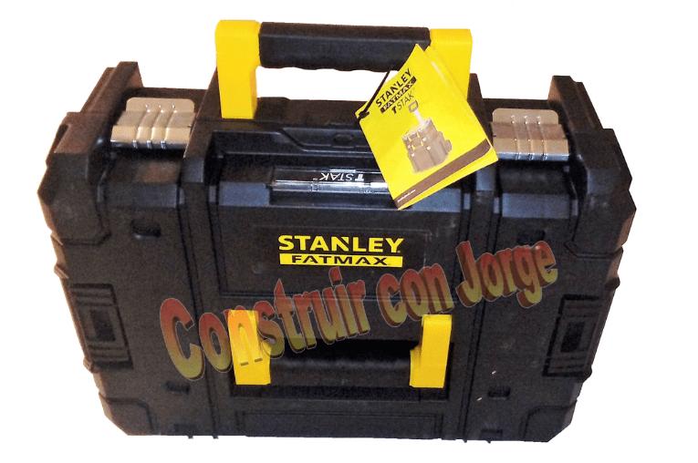 maletin de herramientas stanley