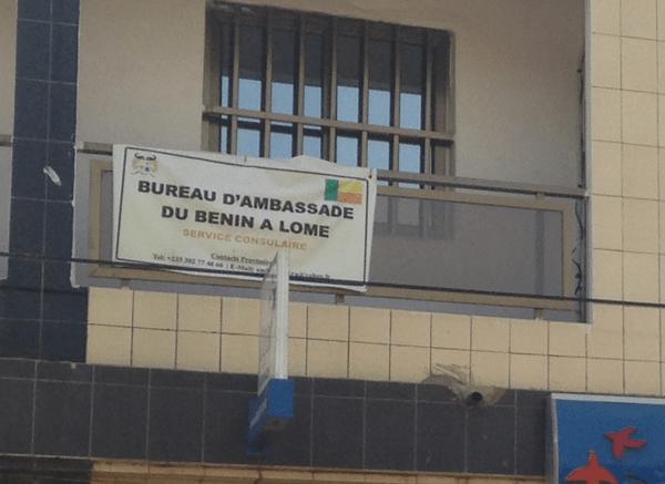 Comment obtenir un visa pour le bénin à lomé ? construire au togo